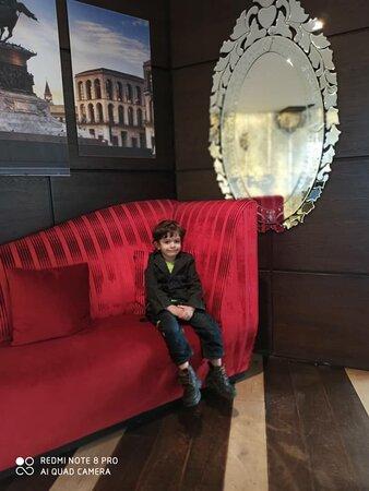 Persian Hotel is Unique five star hotel in Tehran
