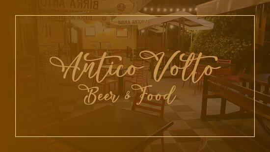 Sossano, Włochy: Antico Volto - Beer & Food