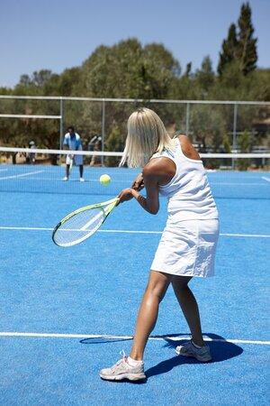 Tennis o'clock !