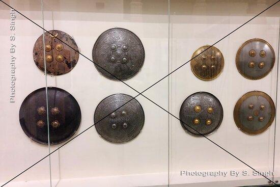 Presentation of Arms and  Armoury , Sardar Government Museum , Jodhpur, Rajasthan, India