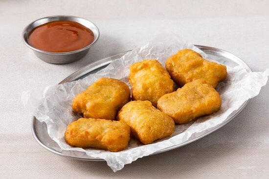 Small Chicken Nuggets