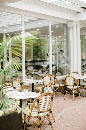 The Gate House Restaurant Patio
