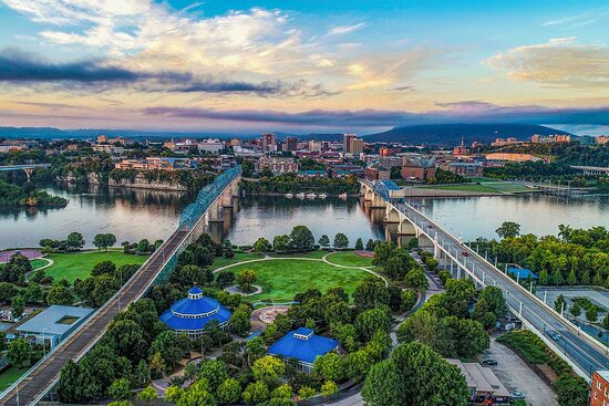 Chattanooga Helicopter Tours