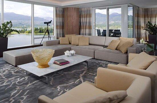 Prime Minister Suite Living Room