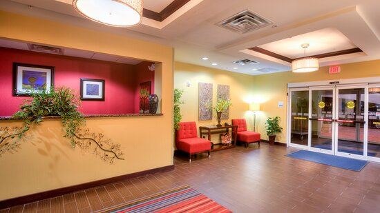 Enjoy your stay at the Holiday Inn Express and Suites Elk City OK