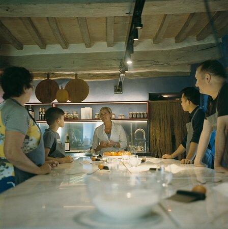 Culinary Academy and Chef Giancarla Bodoni