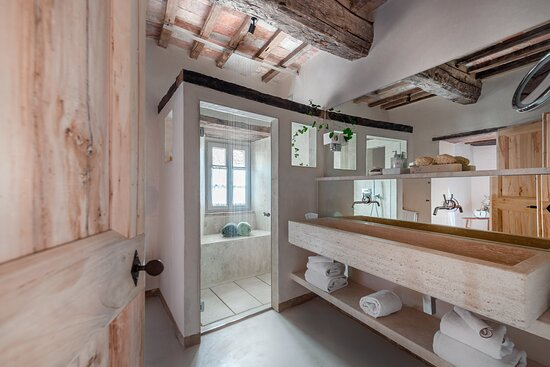 Castiglioncello del Trinoro, Itália: Village Room