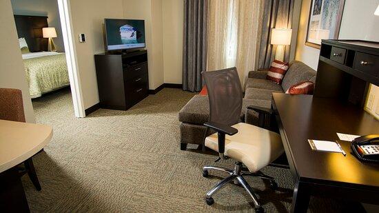 Staybridge Suites Lexington KY One bedroom King Bed