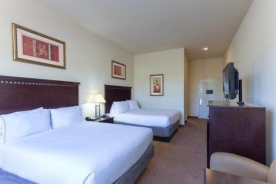 Κλάρκσβιλ, Αρκάνσας: Guest Room