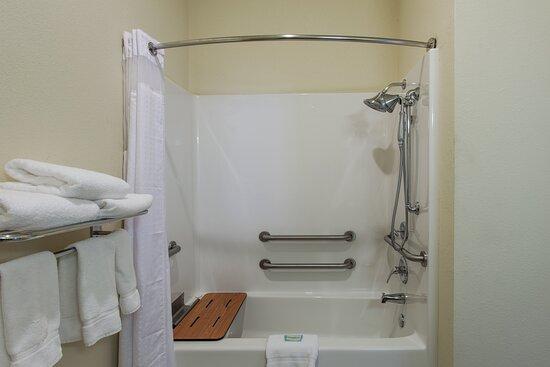 Κλάρκσβιλ, Αρκάνσας: Guest Bathroom