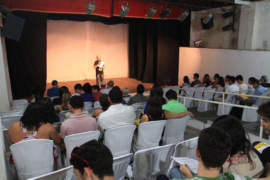 Festival de Esquetes no Teatro da Praia