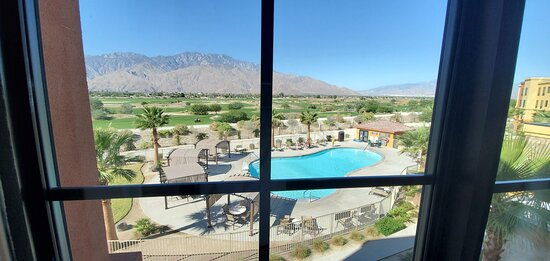Pool Golf Course San Jacinto Mountain all from your suite