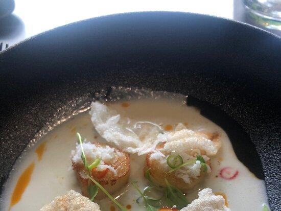 Really good Thai fusion food.