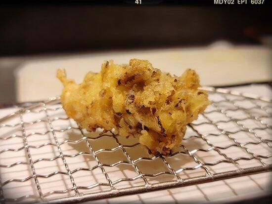 Tempura - Maitake Mushroom