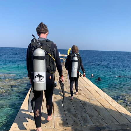 Perfect Diving Spot! We truly enjoyed staying here and had so much fun with diving and kiting.  The team ist top and made Covid 19 forgettable.