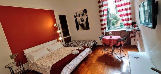 Vesuvio Room - Family Room con bagno privato