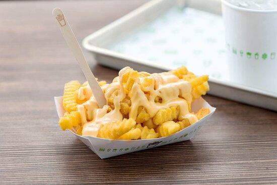 Shack Cheesy Fries