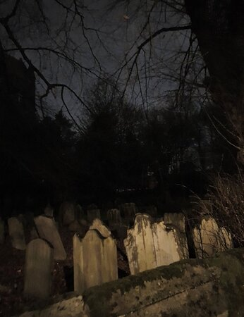 Spooky at night