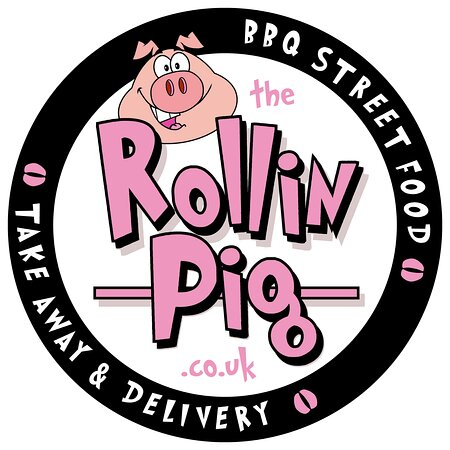 A New Experience in Takeaway Dinning. www.therollinpig.co.uk