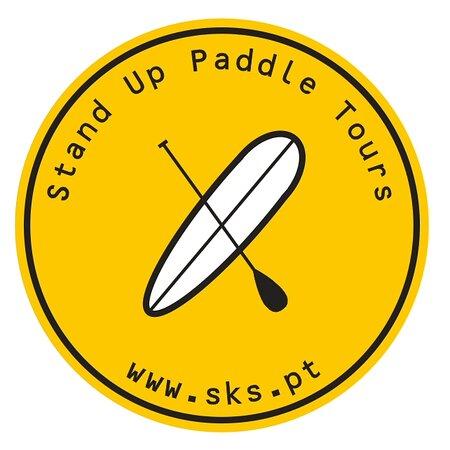 Costa da Caparica, Portugal: Logotipo sks