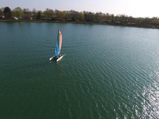 Yachting club de Brou