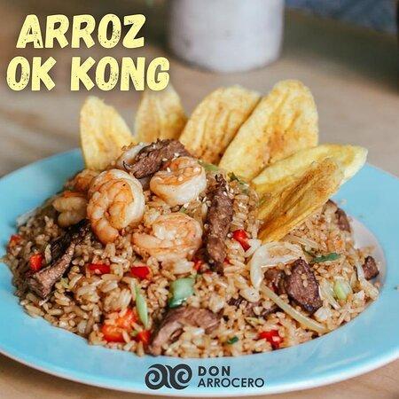 Arroz Ok Kong.