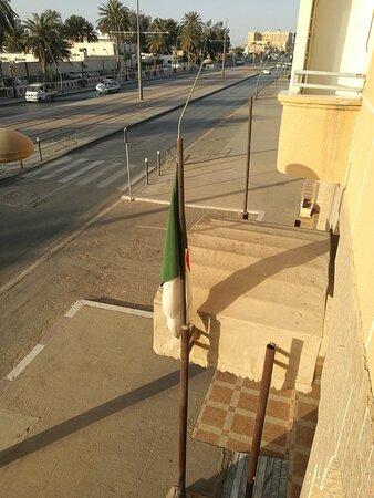 Ouargla, Algeria: Hotel Lynatel Restaurant