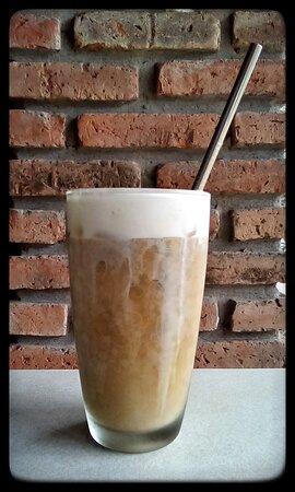 Ice Cappuccino.