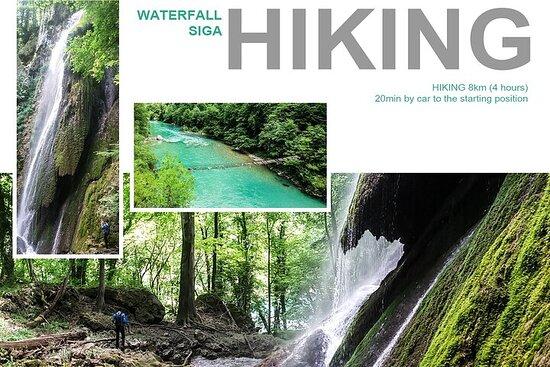 Waterfall Siga Hiking