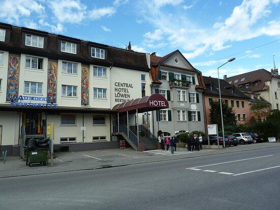 Central Hotel Löwen i Feldkirch