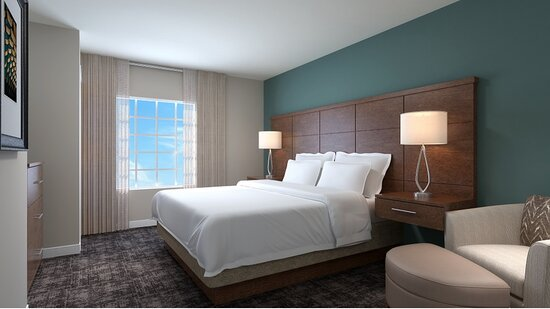 Our newly renovated one bedroom suites