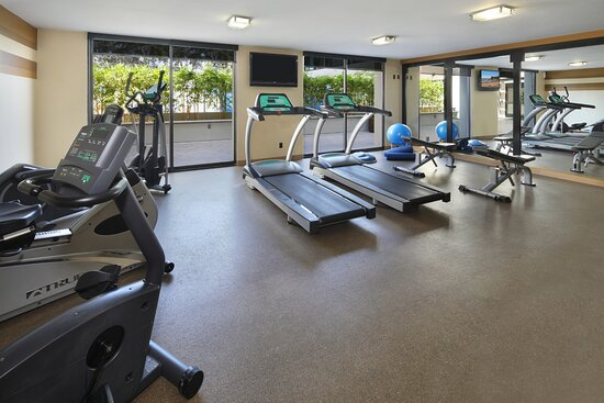 Fitness Center open 5:30 AM to 11:00 PM every day