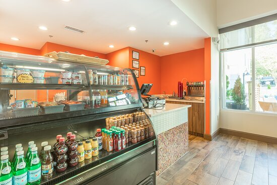 Grab and Go Continental Breakfast Items are available to order.