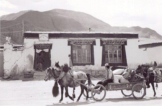 Tybet, Chiny: Memories of pre-Covid travel: Tibet.