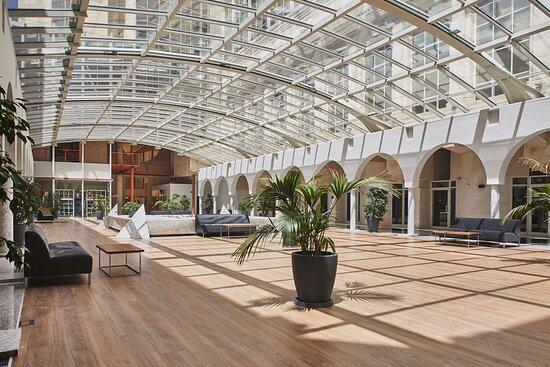 Silken Al-Andalus Palace Hotel, hoteles en Ruta Vía de la Plata