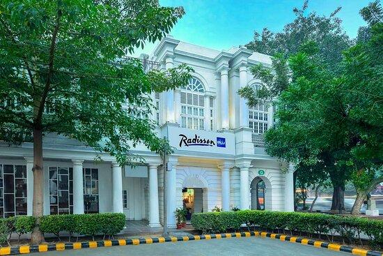 Radisson Blu Marina Connaught Place, hoteles en Nueva Delhi