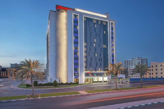 Hampton by Hilton Dubai Airport, hôtels à Dubaï