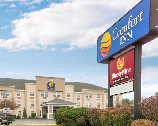Comfort Inn Civic Center, Hotels in Belgrade Lakes