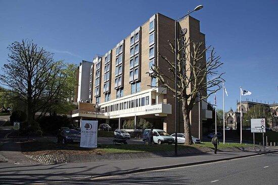 DoubleTree by Hilton Hotel Bristol City Centre, hôtels à Bristol