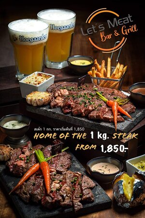 Home of The 1kg Steak
