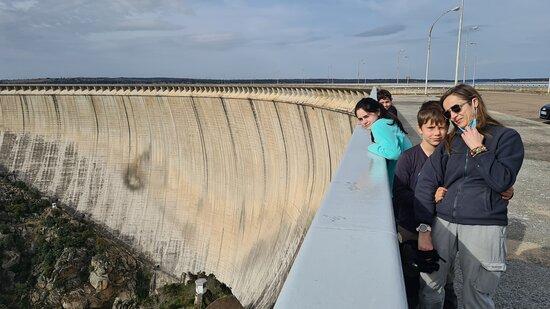 Provincia de Salamanca, España: La presa más alta de España