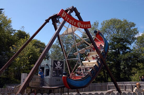 The Pirate Adventure Park at Westport House