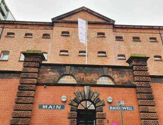 Old Bridewell Prison Building