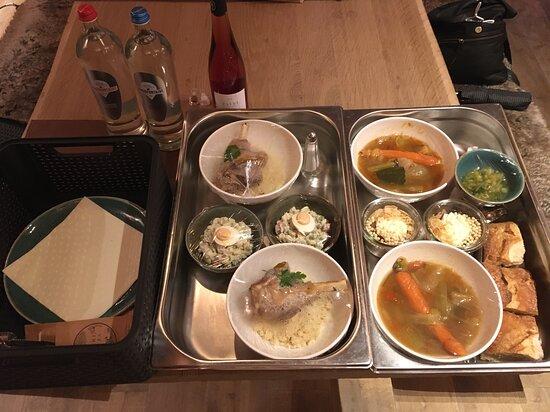 Exemple de Diner