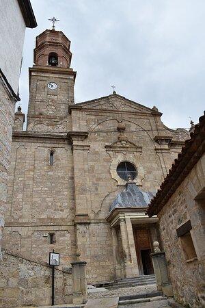 Orihuela del Tremedal, Spanyol: Iglesia2