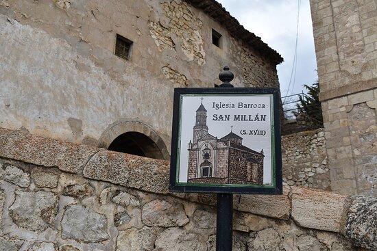 Orihuela del Tremedal, Spanyol: Iglesia3