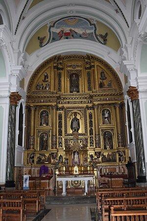 Orihuela del Tremedal, Spanyol: Iglesia4