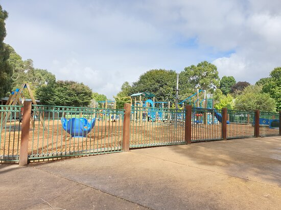 R E McIndoe Park