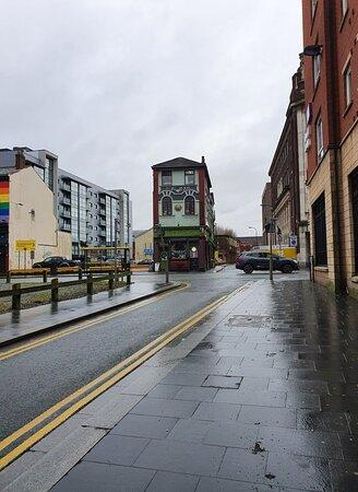 Shenanigans Irish Pub in Liverpool Buisness District