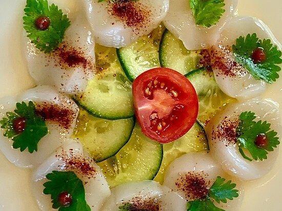 Stunning dishes from Nobu